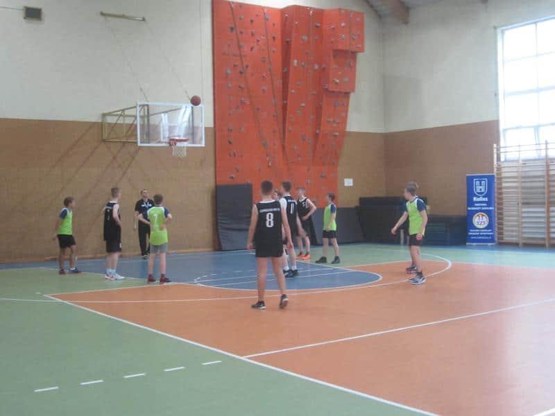 Koszykówka chłopców IMS